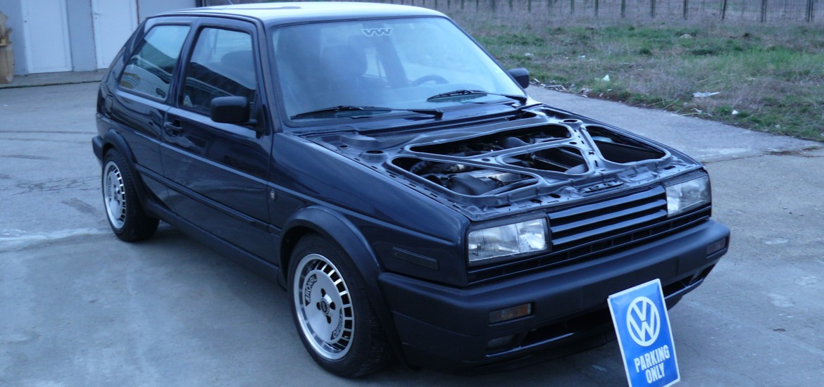 VW Golf MK2 G60 in TOP condition for sale